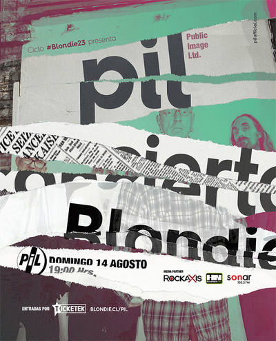 PUBLIC IMAGE LTD (PiL) en Chile