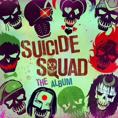 Suicide Squad - soundtrack ya disponible