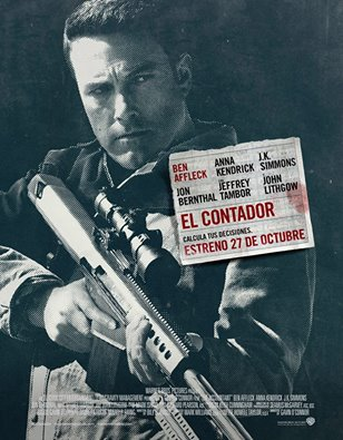 [cine] EL CONTADOR (The Accountant) 2016.10.27