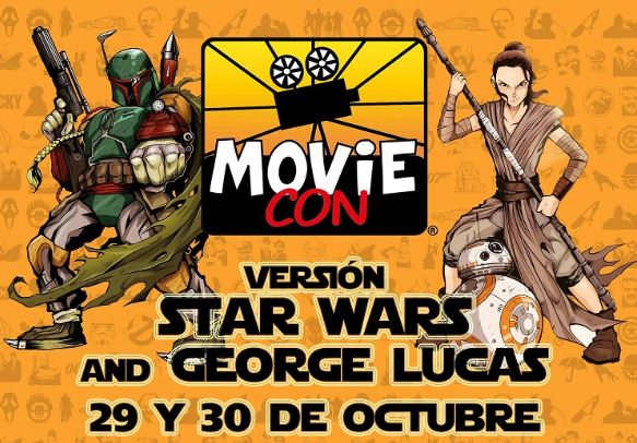 [review] Movie Con 2016 - Un mundo repleto de Star Wars!
