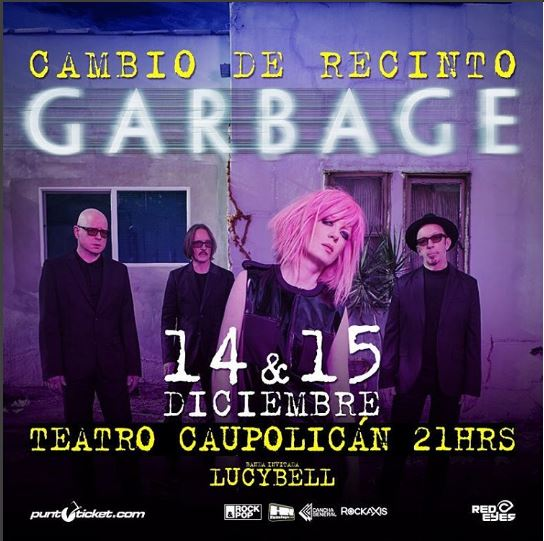 Garbage en Chile 2016.12.14-15