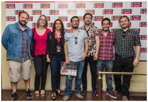 IN-EDIT NESCAFÉ 13° ganadores 2016