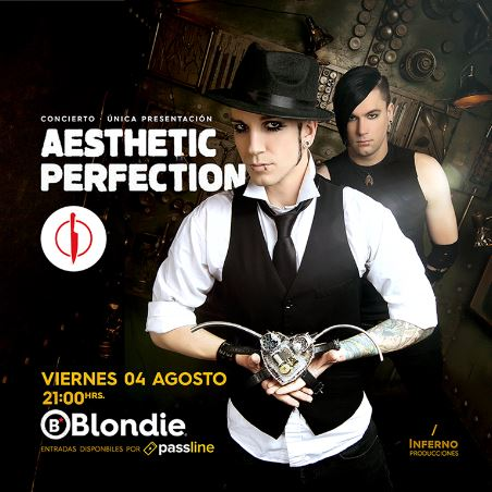 Aesthetic Perfection en Chile 2017.08.04