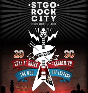 STGO ROCK CITY - 2017.09.29-30