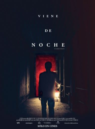 [cine] Viene de Noche (It Comes At Night) 2017.06.29