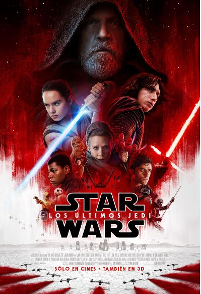 Star Wars: Episode VIII The Last Jedi 2017.12.14