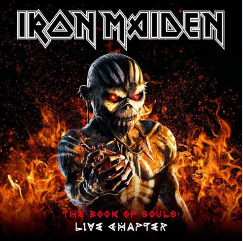 Iron Maiden : THE BOOK OF SOULS: LIVE CHAPTER