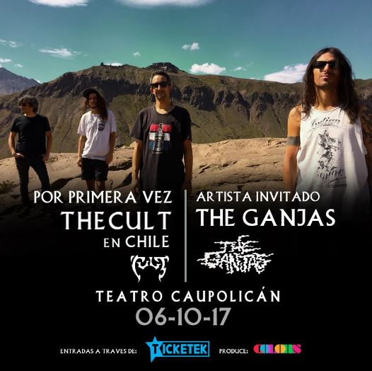 The Cult - The Ganjas