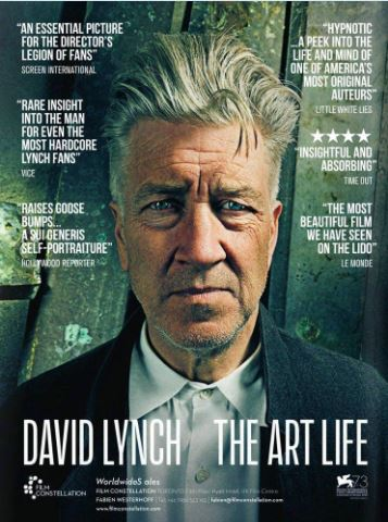 [cine] David Lynch: The Art Life