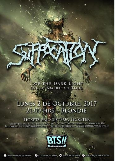 Suffocation en Chile 2017.10.02