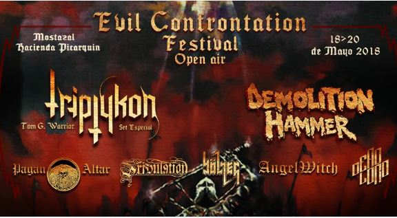 Evil Confrontation Festival Open Air