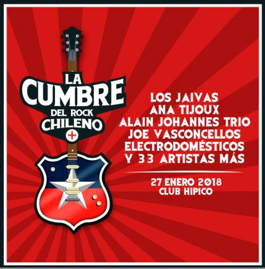 LA CUMBRE DEL ROCK CHILENO 5