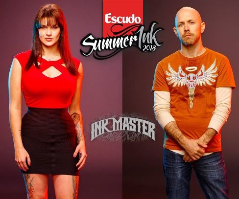 Escudo Summer INK 2018.02.17-18