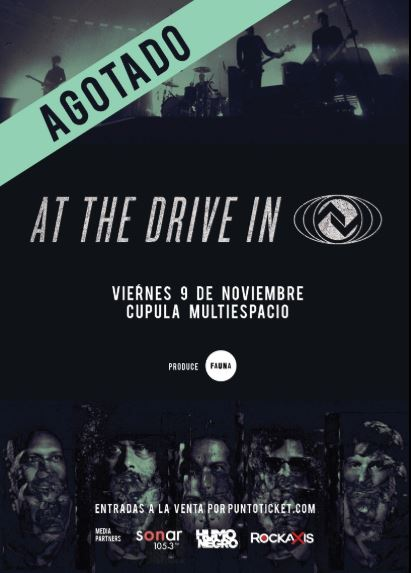At The Drive en Chile