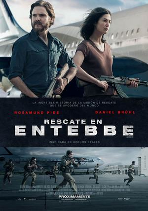 Rescate En Entebbe (7 Days In Entebbe)