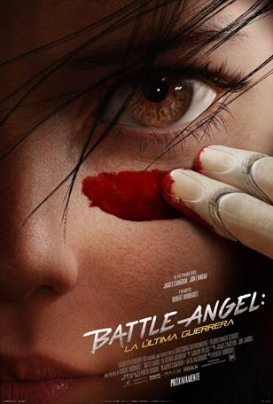 BATTLE ANGEL: LA ULTIMA GUERRERA
