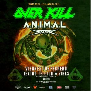 Overkill y A.N.I.M.A.L.